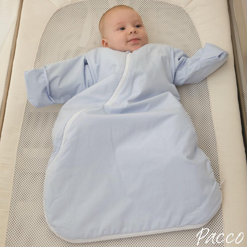 Baby Winterschlafsack PurFlo mit abzippbaren Ärmeln