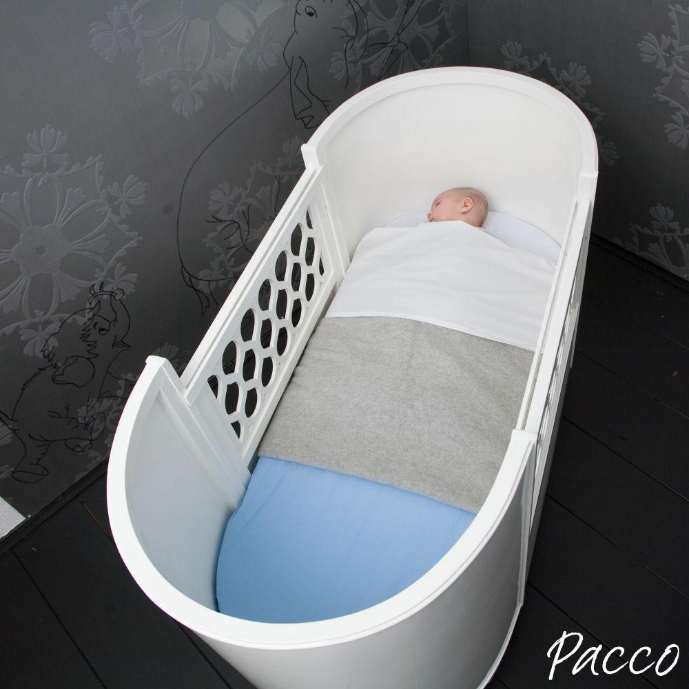 pacco matrosenkoje laken baby bett sicher schlafen 6 pucken mit pacco. Black Bedroom Furniture Sets. Home Design Ideas