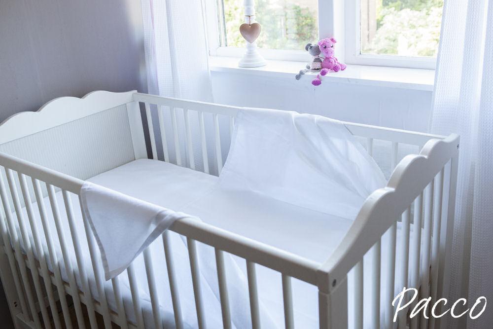 Baby Bettlaken für Matratze Größe 60 x 120 cm