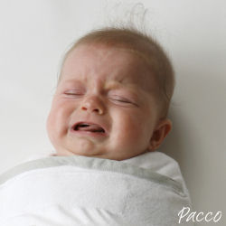 Puckhilfe wenn das gepuckte Baby weint