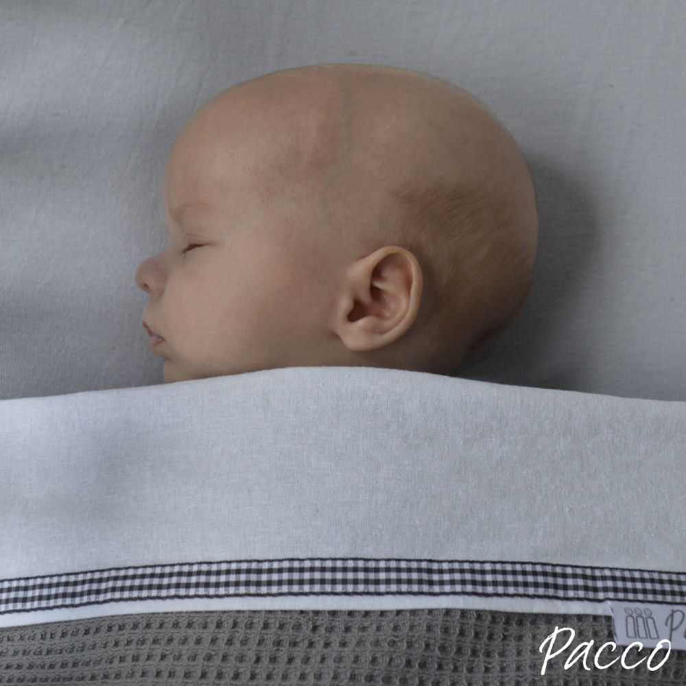 baby bettlaken weiss grau f r matratze gr e 60 x 120 cm. Black Bedroom Furniture Sets. Home Design Ideas