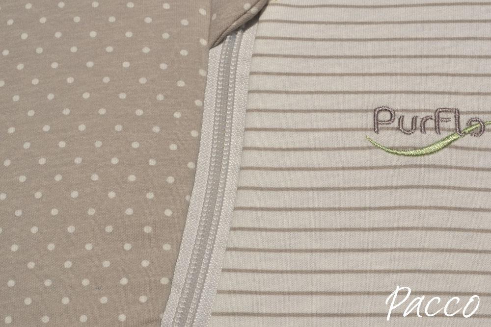 babyschlafsack winter purflo 110 cm mushroom pacco. Black Bedroom Furniture Sets. Home Design Ideas